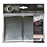 Ultra Pro Deck Protectors Eclipse Black 100CT