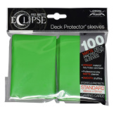 Ultra Pro Deck Protectors Eclipse Lime Green 100CT