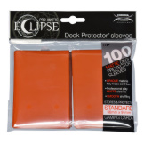 Ultra Pro Deck Protectors Eclipse Orange 100CT