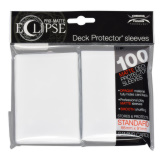 Ultra Pro Deck Protectors Eclipse White 100CT