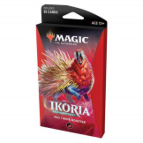 Ikoria Lair Of Behemoths Theme Booster Red