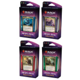 Throne Of Eldraine Brawl Deck Set of 4