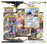 Rebel Clash S&S 3 Pack - Duraludon