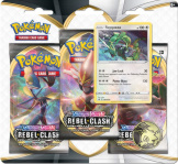 Rebel Clash S&S 3 Pack - Rayquaza