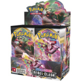 Rebel Clash S&S Booster Box
