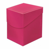 Deck Box Eclipse Hot Pink 100+