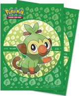 Deck Protectors Pokemon Sword & Shield Galar Starters Grookey 65CT
