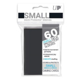 Ultra Pro Deck Protectors Small Black 60CT