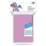 Ultra Pro Deck Protectors Small Pink 60CT