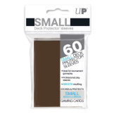 Ultra Pro Deck Protectors Small Brown 60CT