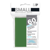 Ultra Pro Deck Protectors Small Green 60CT