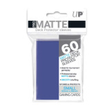 Ultra Pro Deck Protectors Small Matte Blue 60CT