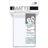 Ultra Pro Deck Protectors Small Matte White 60CT
