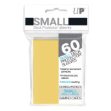 Ultra Pro Deck Protectors Small Yellow 60CT