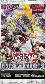 Yu-Gi-Oh Fists Of The Gadgets Pack