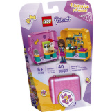 LEGO Friends Andrea's Shopping Play Cube
