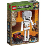 LEGO Minecraft Skeleton Bigfig With Magma Cube