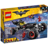 LEGO DC Batman Movie The Batmobile
