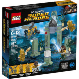 LEGO DC Battle For Atlantis