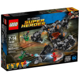 LEGO DC Nightcrawler Tunnel Attack