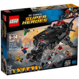 LEGO DC Flying Fox Batmobile Airlift Attack