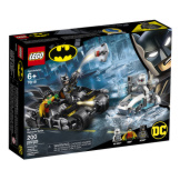 LEGO Batman Mr. Freeze Batcycle Battle