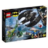 LEGO DC Batwing And The Riddler Heist