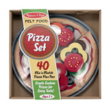 Pizza Set Felt Food
