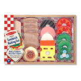 Sandwich Making Kit Wooden