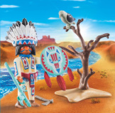 Playmobil Native American Chief