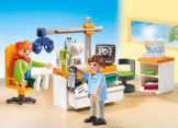 Playmobil Ophthalmologist