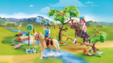 Playmobil Spirit III River Adventure