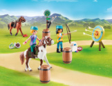 Playmobil Spirit III Outdoor Sports