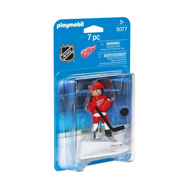 Playmobil NHL Detroit Redwings Player