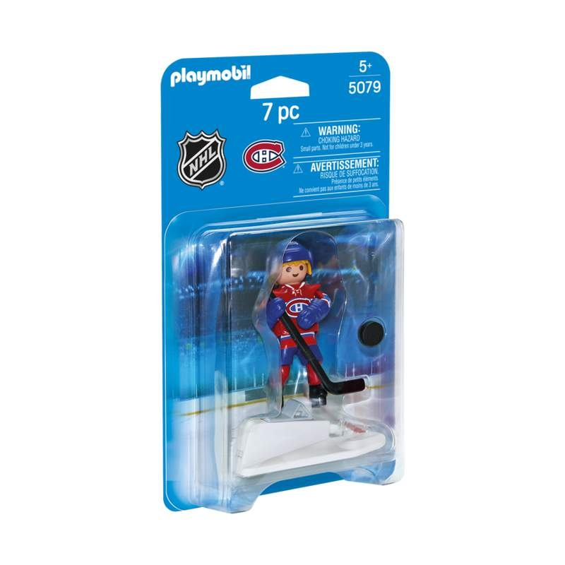 Playmobil NHL Montrel Canadiens Player
