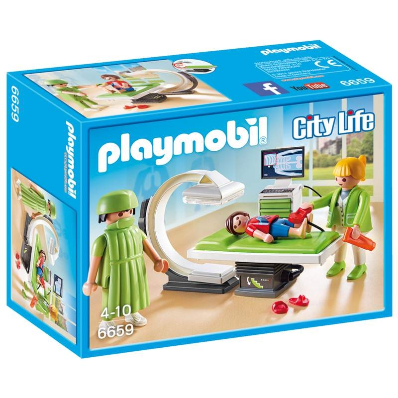 Playmobil X-Ray Room
