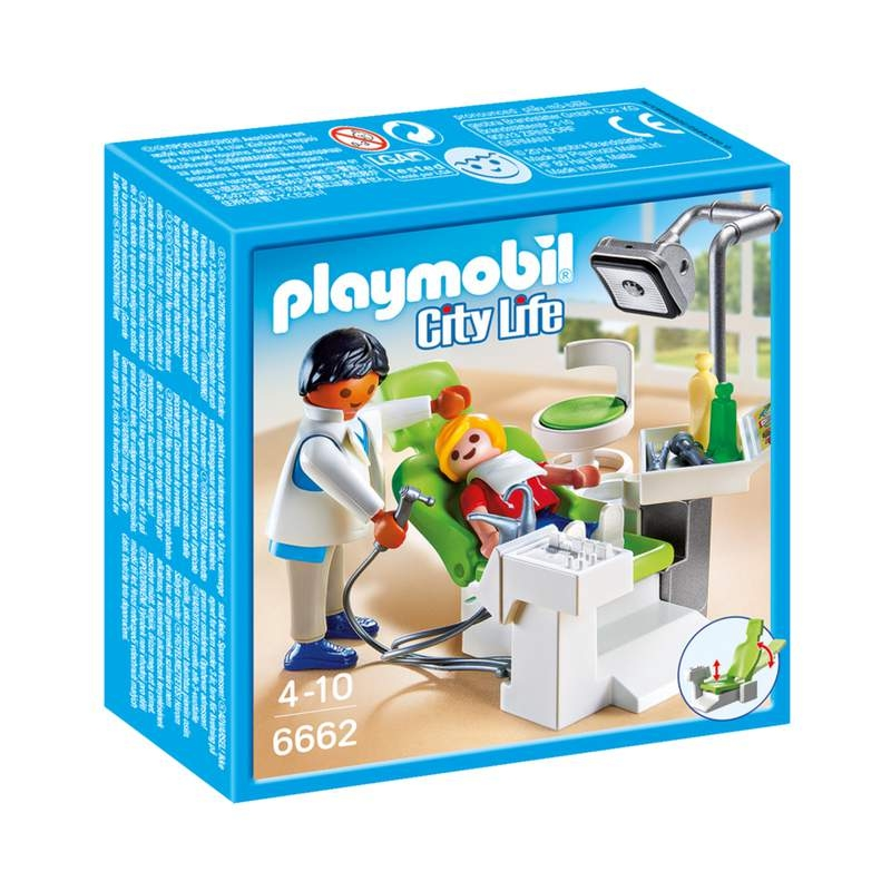 Playmobil Dentist With Patient
