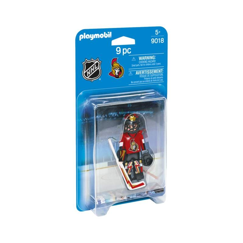 Playmobil NHL Ottawa Senators Goalie