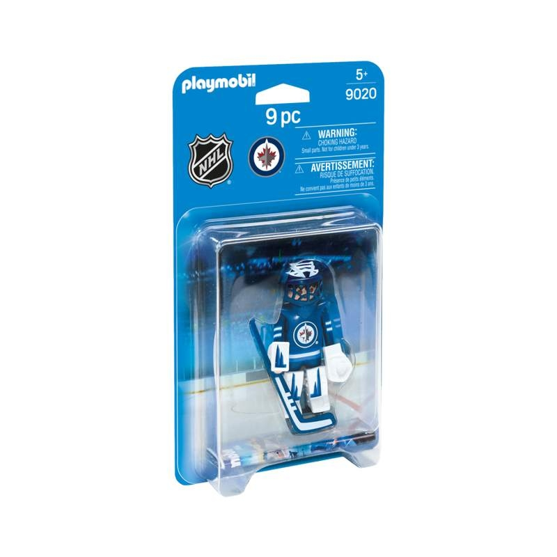 Playmobil NHL Winnipeg Jets Goalie