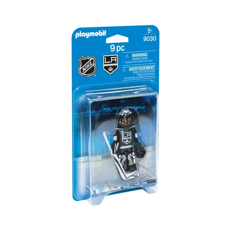 Playmobil NHL Los Angeles Kings Goalie