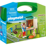 Playmobil Bunny Barn Carrying Case