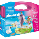 Playmobil Fairy Boat Carrying Case