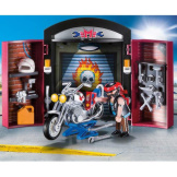 Playmobil Bike Shop Play Box