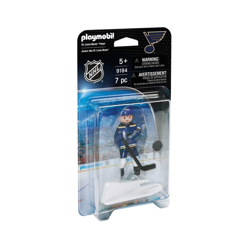Playmobil NHL St. Louis Blues Player