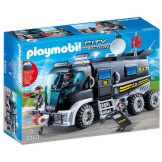 Playmobil Tactical unit Truck