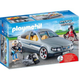 Playmobil Tactical unit Undercover Car