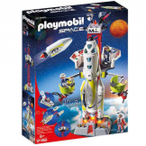 Playmobil Mars Mission Rocket with Launch Site