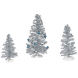 Blue Christmas Tinsels