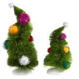 Wonky Trees Set of 2