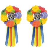 Day of the Dead Wreaths